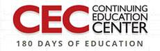 continuing education center logo
