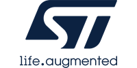 Image of STMicroelectronics color logo